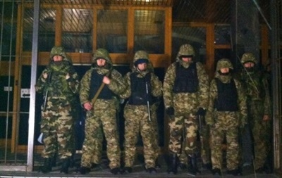 Дніпро-1 не бере участь у подіях під Укрнафтою - МВС