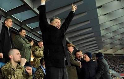 Суркис: Сказал Порошенко, что он должен всегда приходить на матчи Динамо