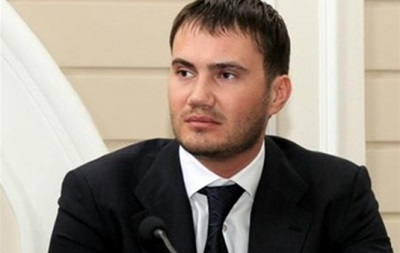 Похорон сына Януковича