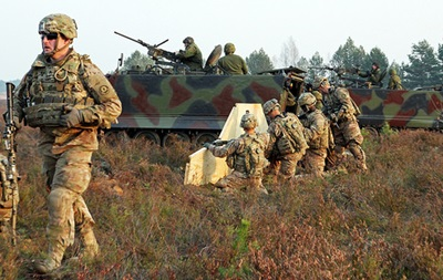 У Болгарії та Румунії розпочалися військові навчання США