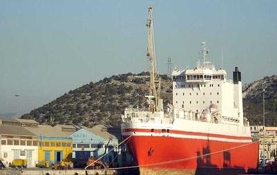У Херсоні заарештували іноземне судно за захід у Севастополь