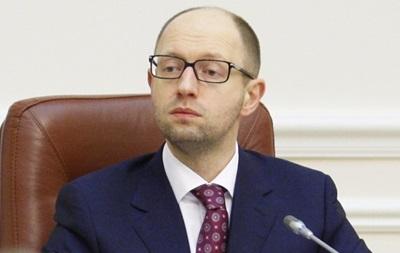 Яценюк попросить західних партнерів відстежити фіноперації чиновників ДСНС