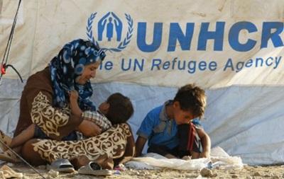 ООН: Число беженцев в развитые страны удвоилось за год