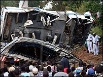 ДТП в Танзании: не менее 33 погибших
