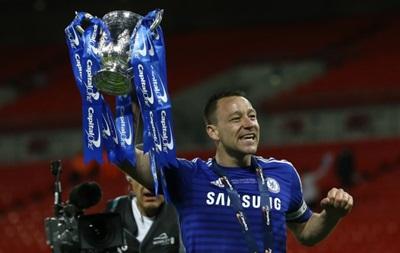 Капитан Челси продлил контракт с клубом еще на год
