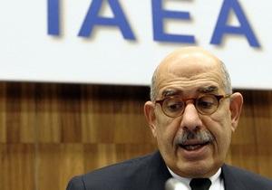 Бывший глава МАГАТЭ решил принять участие в президентских выборах в Египте