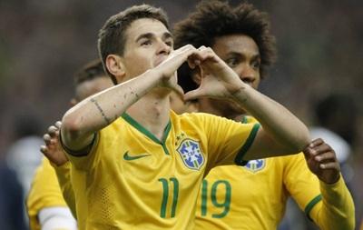 Футболисты Шахтера поучаствовали в победе сборной Бразилии над Францией