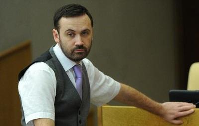 В Росії хочуть позбавити недоторканності депутата, який голосував проти анексії Криму