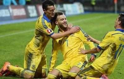 Іспанія - Україна: Онлайн дня матчу відбору Євро-2016