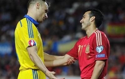 Євро-2016: Іспанія обіграє збірну України в матчі відбору