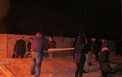 На будівництві в Києві стався конфлікт зі стріляниною