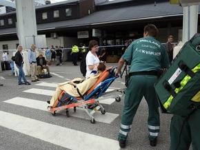 В порту Швеции столкнулись два пассажирских парома