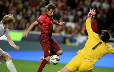Португалия без помощи Роналду обыграла Сербию в отборе на Евро-2016