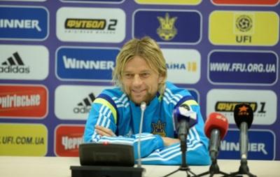 Тимощук розповів, як у збірній України його привітали з Днем народження
