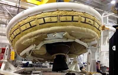 NASA проведе випробування  літальної тарілки  для посадок кораблів на Марс