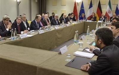 Шістка  посередників не вводитиме нові санкції проти Ірану