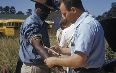 Гватемальцы требуют миллиард долларов от США за заражение сифилисом