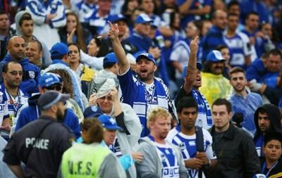 В Австралії розлючені фанати травмували суддю пляшкою