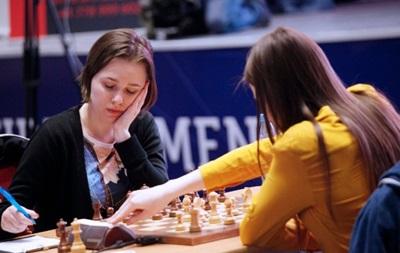 Украинка Музычук опередила россиянку в битве за шахматную мировую корону