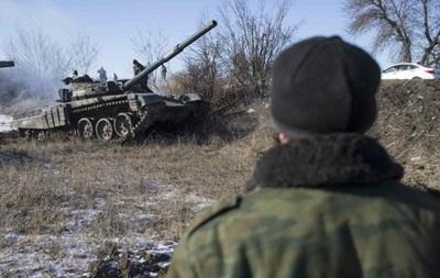 Сепаратисты обстреляли Донецк - штаб АТО