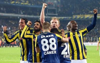Фенербахче требует приостановить чемпионат Турции