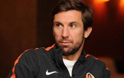 Дарио Срна решил стать футбольным тренером