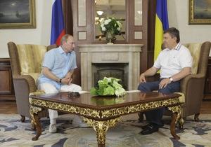 Помощник Путина предупредил, что встреча с Януковичем в Крыму не изменит газовых контрактов