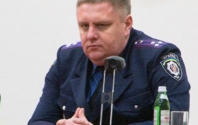 Милицию Харькова возглавил бывший начальник милиции Горловки