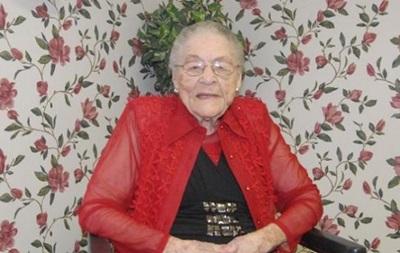 Найстаріша жителька Землі померла через тиждень після попередниці