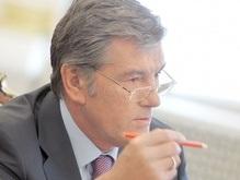 Ющенко отправляется в Днепропетровскую область
