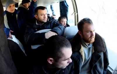 У ДНР очікують від України звільнення 40 осіб
