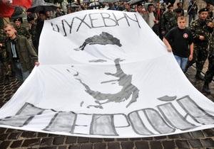 ВАСУ признал незаконным присвоение Шухевичу звания Героя Украины