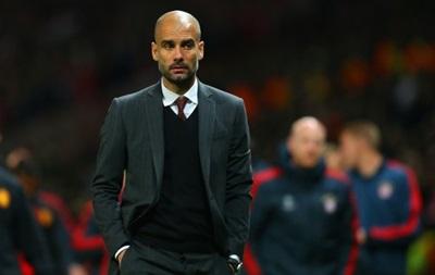 Хосеп Гвардиола заявил, что у Баварии осталось 16 здоровых футболистов