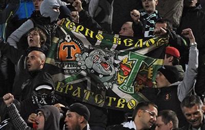 В России наказали футбольный клуб за нацистскую символику