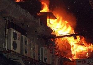 В Таиланде на острове Пхукет сгорел ночной клуб: есть жертвы