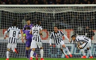 Ювентус розгромив Фіорентину і вийшов у фінал Кубка Італії