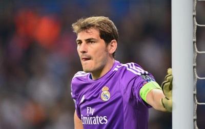 Касильяс хочет остаться в Реале до 2017 года - СМИ