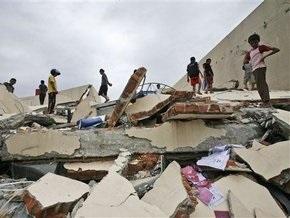 Число жертв землетрясения в Индонезии превысило полтысячи человек