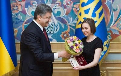 Президент Украины наградил орденом шахматистку, ставшую чемпионкой мира