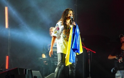 Руслана виконає гімн України перед боєм Кличко - Дженнінгс