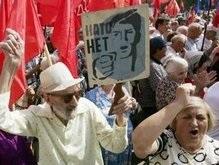 Компартия требует немедленно прекратить натовские учения в Украине
