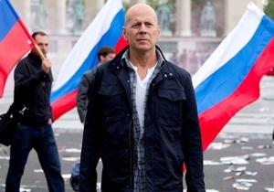 Новый Крепкий орешек стал лидером российского проката