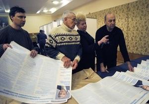 Выборы: В Польше массово голосуют украинцы, которые не состоят на консульском учете