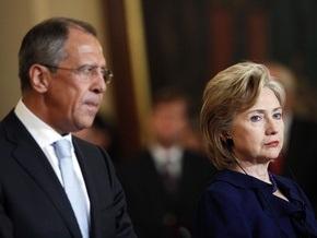 Лавров и Клинтон обсудили отношения России и США