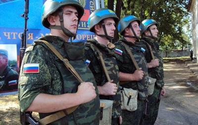 Госдуме России предлагают ввести миротворцев в Донбасс