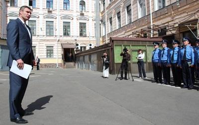 Охранять порядок на Пасху в Киеве будут больше тысячи милиционеров