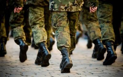 В Раду внесли законопроект о резервной армии