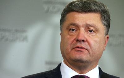 Порошенко решил не комментировать придуманные договоренности с Путиным