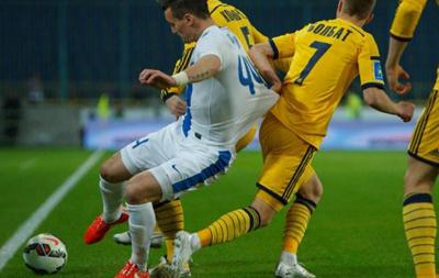 Дніпро втратив очки в матчі з Металістом