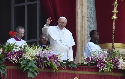 Папа Римский официально объявил внеочередной Святой год